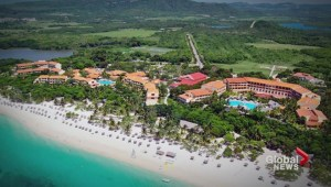 Canadian sick, British couple injured at Cuban resort