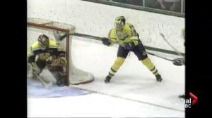 The B.C. man who scored the legendary hockey goal