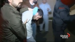 Suspected gunman who killed 39 people in New Year's attack in Turkey captured