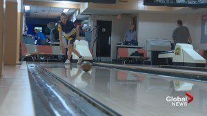 10-year-old Calgary girl, who grew up in bowling alley, wins National 5-pin Championship