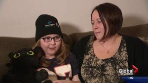 Alberta girl pursues bucket list after getting gutwrenching diagnosis