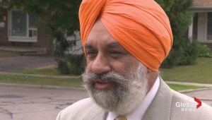 Sikh community disappointed in government's helmet decision