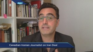 Canadian- Iranian journalist detained in Iran calls for closer ties to the country