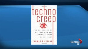 New book 'Technocreep' describes privacy issues associated with technology