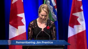 Remembering Jim Prentice: Cassia Prentice shares memories of her father