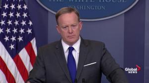 White House: Presence of an investigation on Russian hacking doesn't mean anything