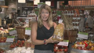 Nutrition: Sprouted grains