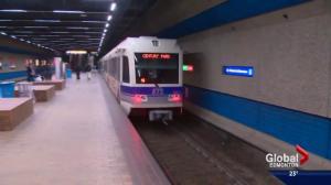 Edmonton mayor says provincial transit funding shortfall 'sidesweeps' infrastructure agenda