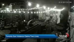 2 people dead in separate overnight shootings in Toronto