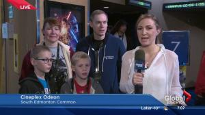 Star Wars marathon at Edmonton theatre