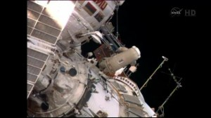 Russian cosmonauts to make six hour plus spacewalk outside ISS