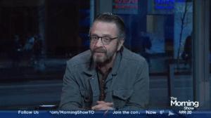 Comedian Marc Maron