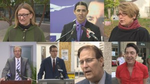 Candidates make their final pitches for voter support