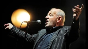 British singer Joe Cocker dies at 70