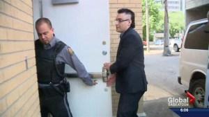 Joshua Petrin's legal bills paid by public funds to ensure fair trial