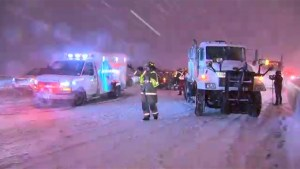 Winter storm hits GTA hard, 650 collisions reported