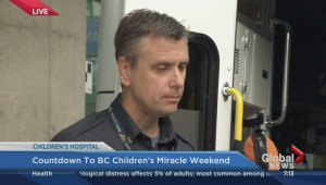 Miracle Weekend: Infant Transport Team Paramedic
