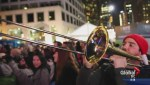 Countdown to New Year's Eve in Vancouver