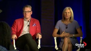 """Shaw and Rogers discuss their new """"shomi"""" streaming service"""