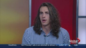 NFL pro football player Luke Willson