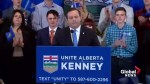 Jason Kenney officially announces he is running for Alberta PC Party Leadership