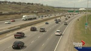 City of Calgary launching study of Deerfoot Trail