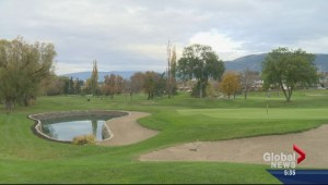 Vernon golf courses take water cost concerns to council