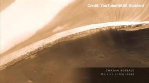 Measuring Mars' ancient ocean