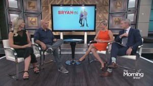 "Bryan and Sarah Baeumler discuss their latest show, ""Bryan Inc."""