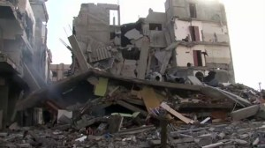 Israel airstrikes continue in Gaza