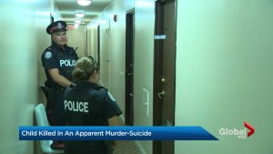 6-year-old Toronto boy dead in apparent murder-suicide