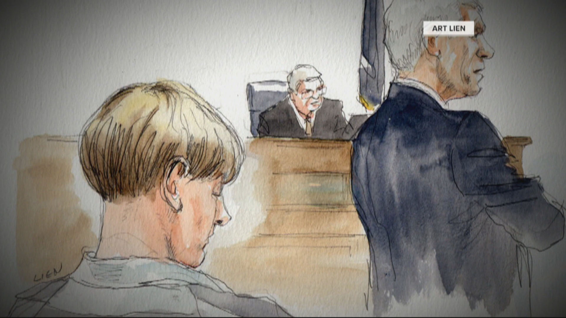Roof's confession to church shooting came fast