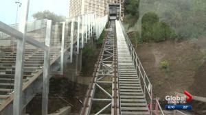 Edmonton's funicular project nears the finish line