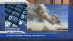 Wildfire season starts in BC