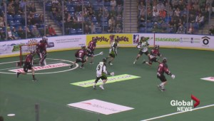 Matthews, Rush beat Mammoth 12-10