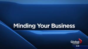 Minding Your Business: Dec 22