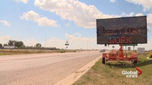 Construction begins on two notoriously dangerous southern Alberta intersections