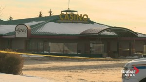 St. Albert RCMP search for suspect following shooting at Apex Casino