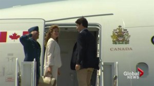 Justin Trudeau off to Japan for G7 summit