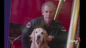 Thousands honour Vancouver firefighter who died of cancer