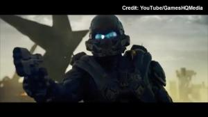 Trailer – Halo 5: Guardians (Locke trailer)