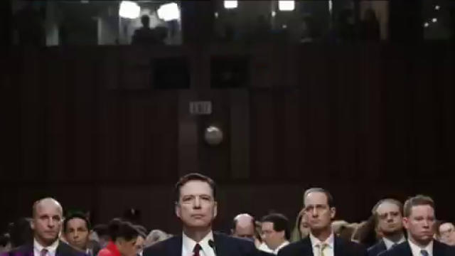 James Comey comments clear me of allegations