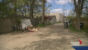 Illegal garbage dumping issues in Saskatoon