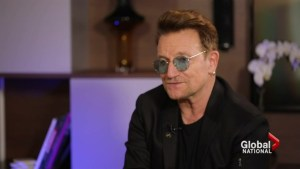 Part 2 Bono sits down with Tom Clark