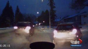 Edmonton police arrest suspect in vicious road rage attack