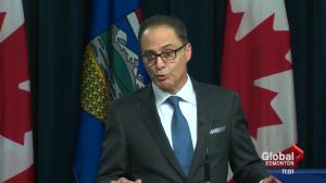 Alberta extends wage freeze to non-union employees in public service