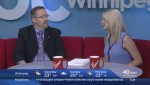 Canada Day family fun ideas on Global News Morning