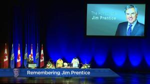 Remembering Jim Prentice: The Honourable Jay Hill