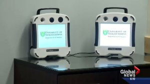 Saskatchewan uses cutting edge robotics to improve health care in remote regions
