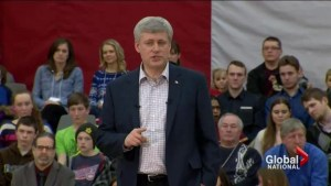 Harper announces new policies, balance budget in new parliament session